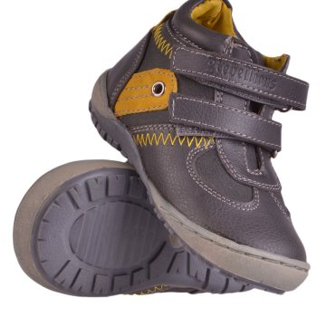 Boys Baby Velcro Booties
