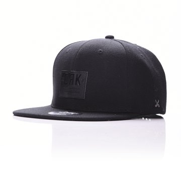 BADGE SNAPBACK BLACK/BLACK
