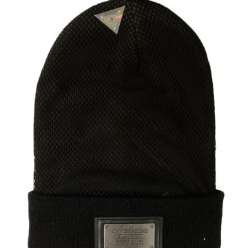 C&S BL Plated Old School Beanie