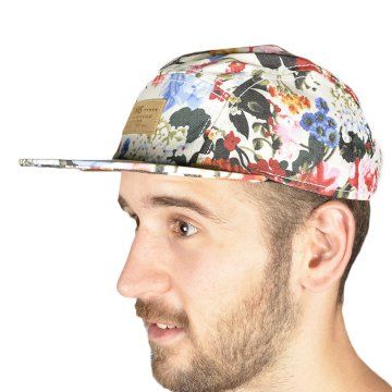 FlatCap Flowers Multi