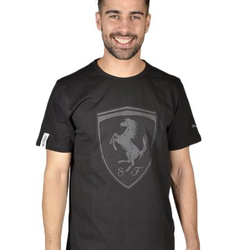 Ferrari Shield Tee