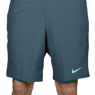 "NIKE GLADIATOR 2 IN 1 9"""" SHORT"""""