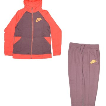 Girls Nike Sportswear Track Suit