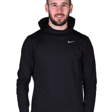 NIKE DRI-FIT ELEMENT HOODIE