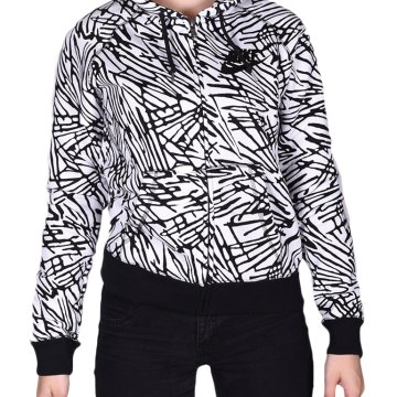 Nike Rally Printed Full-Zip