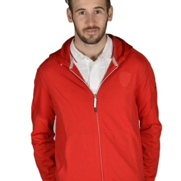 Ferrari Hooded Sweat Jacket