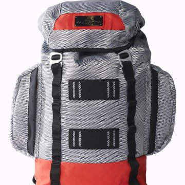 BACKPACK W          WHITE/RED