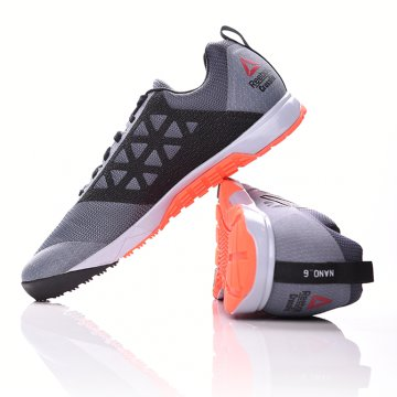 R CROSSFIT NANO 6.0 DUST/GREY/RED/BLACK