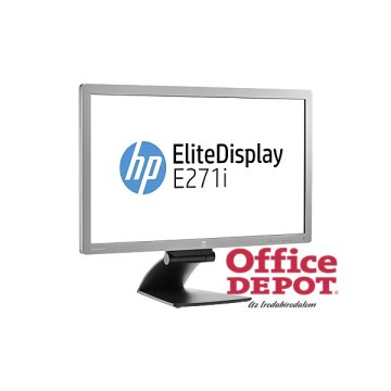 HP EliteDisplay E271i DVI DPP USB LED monitor