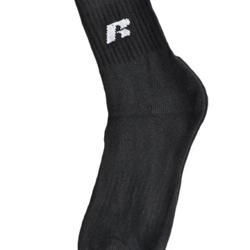 3 PK ESSENTIAL SHORT CREW SOCK