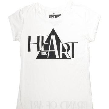 DORKO HEART T-SHIRT