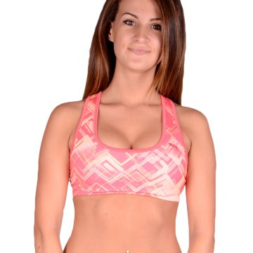 Ess Gym Graphic Bra Top
