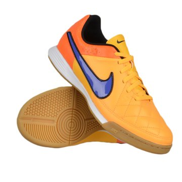 Nike Jr. Tiempo Genio Leather IC