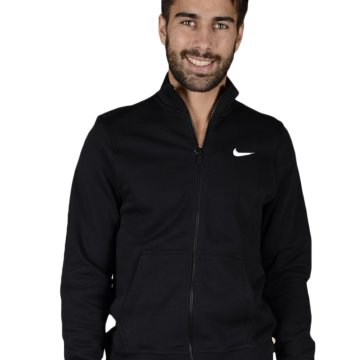 NIKE CLUB TRACK JACKET-SWOOSH