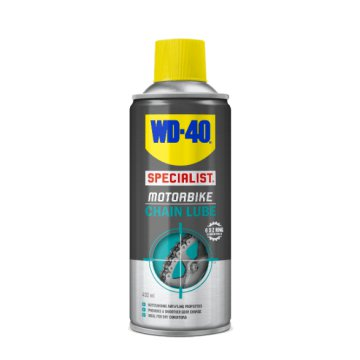 Specialist MOTORBIKE CHAIN LUBE - lánckenő spray 400 ml