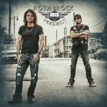 Roth Brock Project (CD)