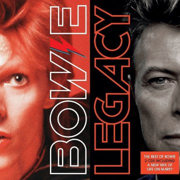 Legacy (The very best of David Bowie) CD