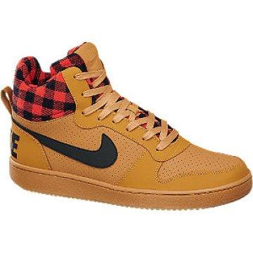 c300a63a7ded Nike Homokszínű NIKE COURT BOROUGH MID magasszárú cipő - ár ...