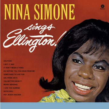 Sings Ellington (HQ) Vinyl LP (nagylemez)