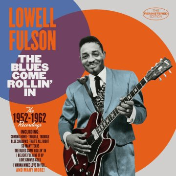 Blues Come Rollin' In (CD)