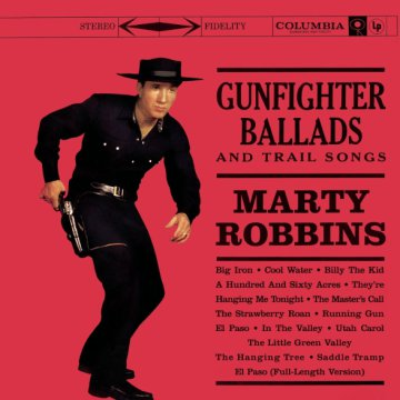 Gunfighter Ballads and Trail Songs - Vols. 1 & 2 (CD)