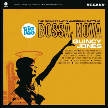 Big Band Bossa Nova (Limited Edition) Vinyl LP (nagylemez)