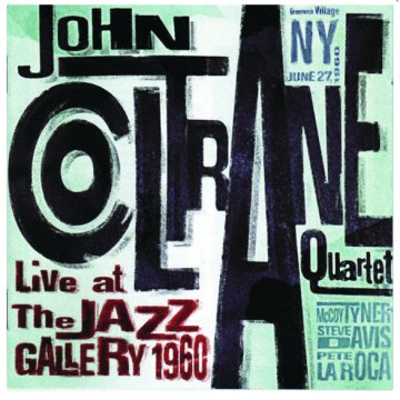 Live at the Jazz Gallery 1960 (CD)