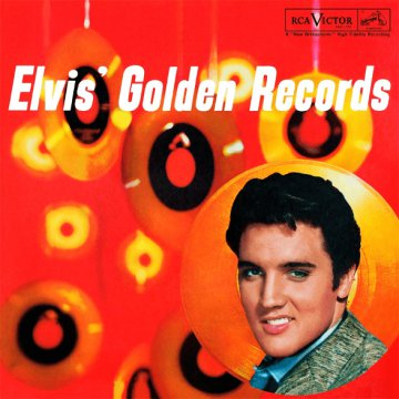 Elvis' Golden Records (Vinyl LP (nagylemez))