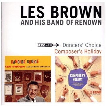 Dancers' Choice / Composer's Holiday (CD)