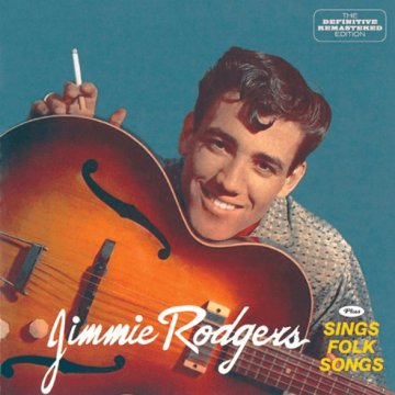 Jimmie Rodgers/Sings Folk Songs (CD)