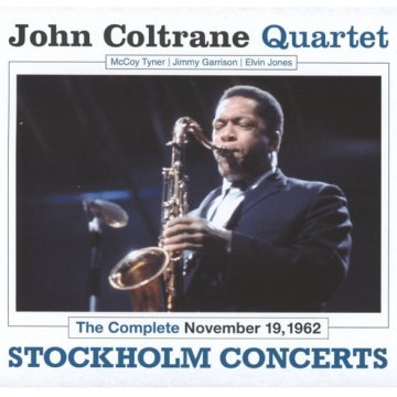 Complete November 19, 1962 Stockholm Concerts (CD)