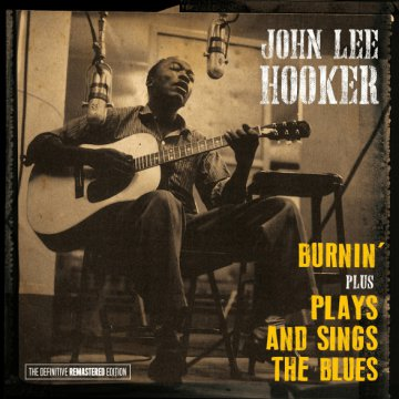 Burnin'/Plays and Sings the Blues (CD)