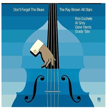Don't Forget the Blues (High Quality Edition) Vinyl LP (nagylemez)