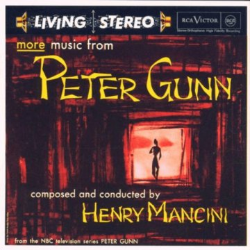 More Music From Peter Gunn (CD)