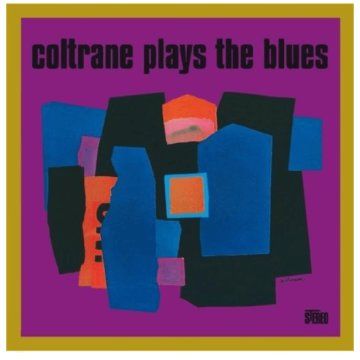 Coltrane Plays the Blues (CD)