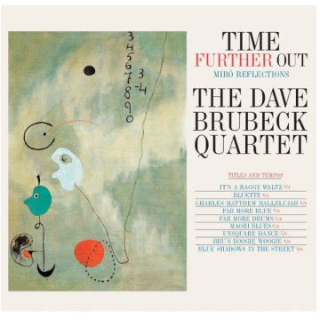 Time Further Out (CD)