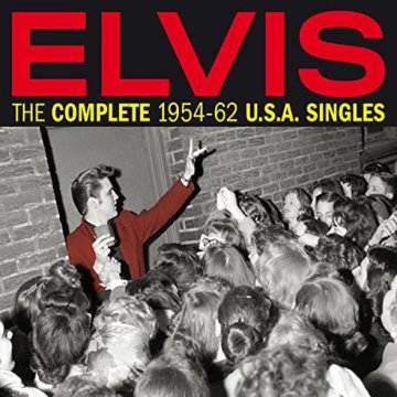 The Complete 1954-1962 USA Singles (CD)