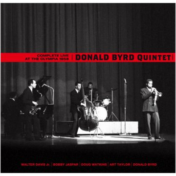 Complete Live at the Olympia 1958 (CD)