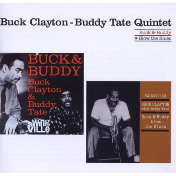 Buck & Buddy / Blow the Blues (CD)
