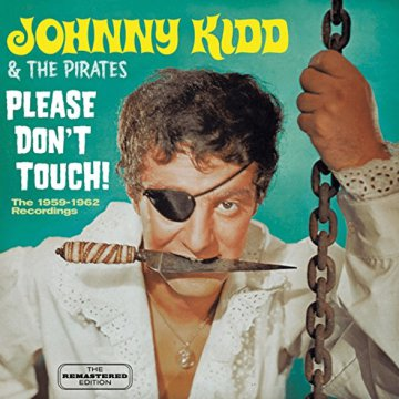 Please Don't Touch! (CD)