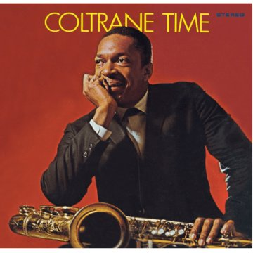 Coltrane Time (Remastered Edition) CD