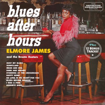 Blues After Hours (CD)