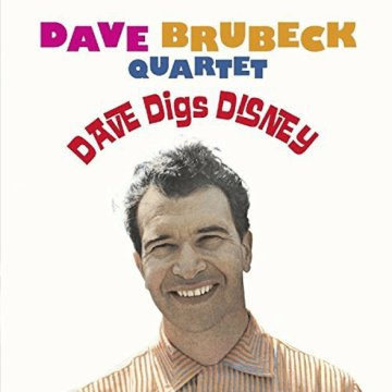 Dave Digs Disney (CD)