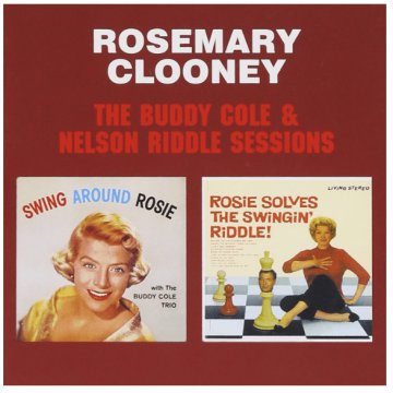 Buddy Cole and Nelson Riddle Sessions (CD)