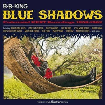 Blue Shadows (Remastered) CD