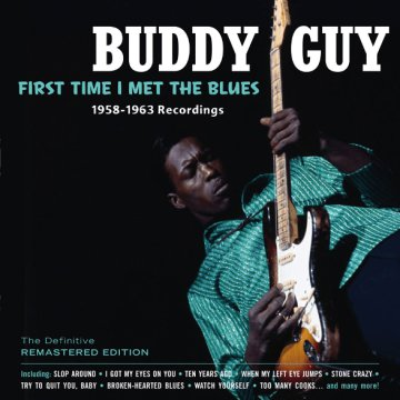 First Time I Met the Blues (CD)