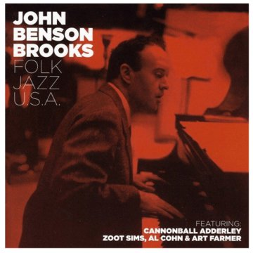 Folk Jazz U.S.A. (CD)