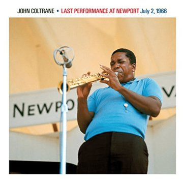 Last Performance at Newport - July 2, 1966 (CD)