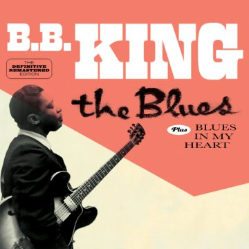 The Blues/Blues in My Heart (CD)