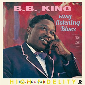 Easy Listening Blues (HQ) Vinyl LP (nagylemez)
